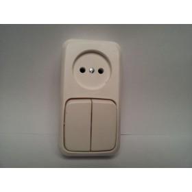 Schakelaar/stopcontact