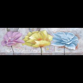 Schilderij 50 x 150
