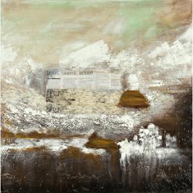 Schilderij 100 x 100