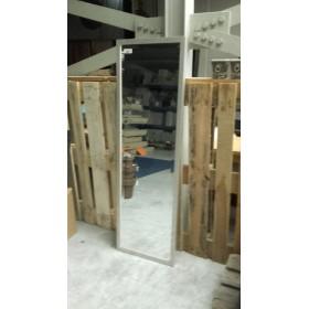 Spiegel met lijst 46.5x147.5 cm