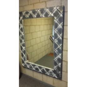 Spiegel met lijst 155x125 cm